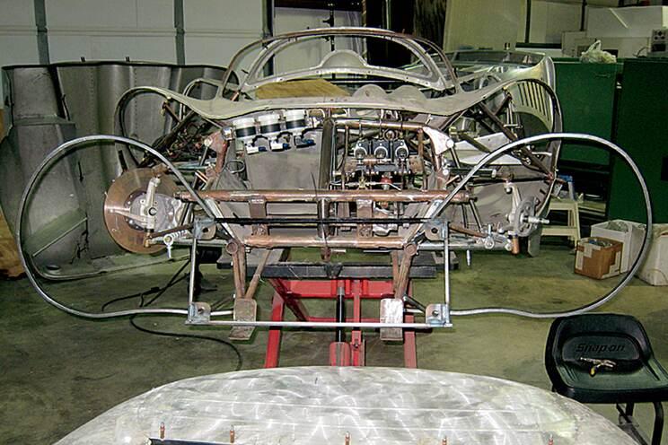 Mimicking Maranello 8