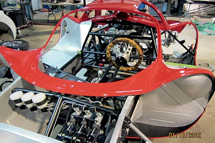 Mimicking Maranello 11