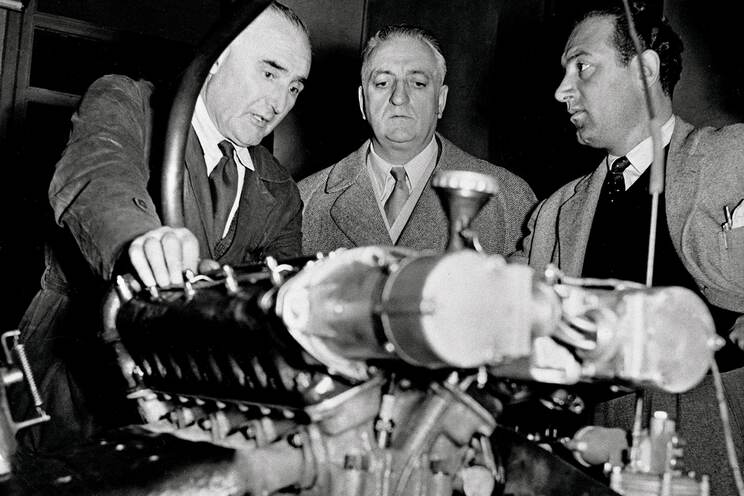 Creating Ferrari's First Championships 1