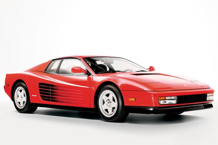 Flashback Ferrari 1