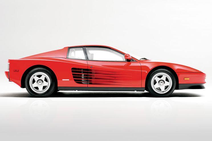 Flashback Ferrari 5