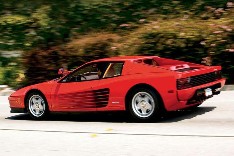 Flashback Ferrari 6