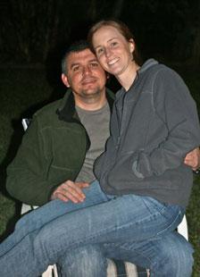 sara and john