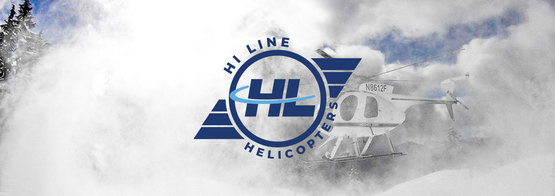 Hiline helicopters cover