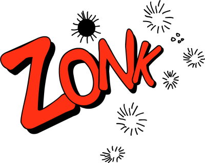 ZONK Text - Free Clip Arts Online | Fotor Photo Editor: www.fotor.com/features/cliparts/zonk-text...
