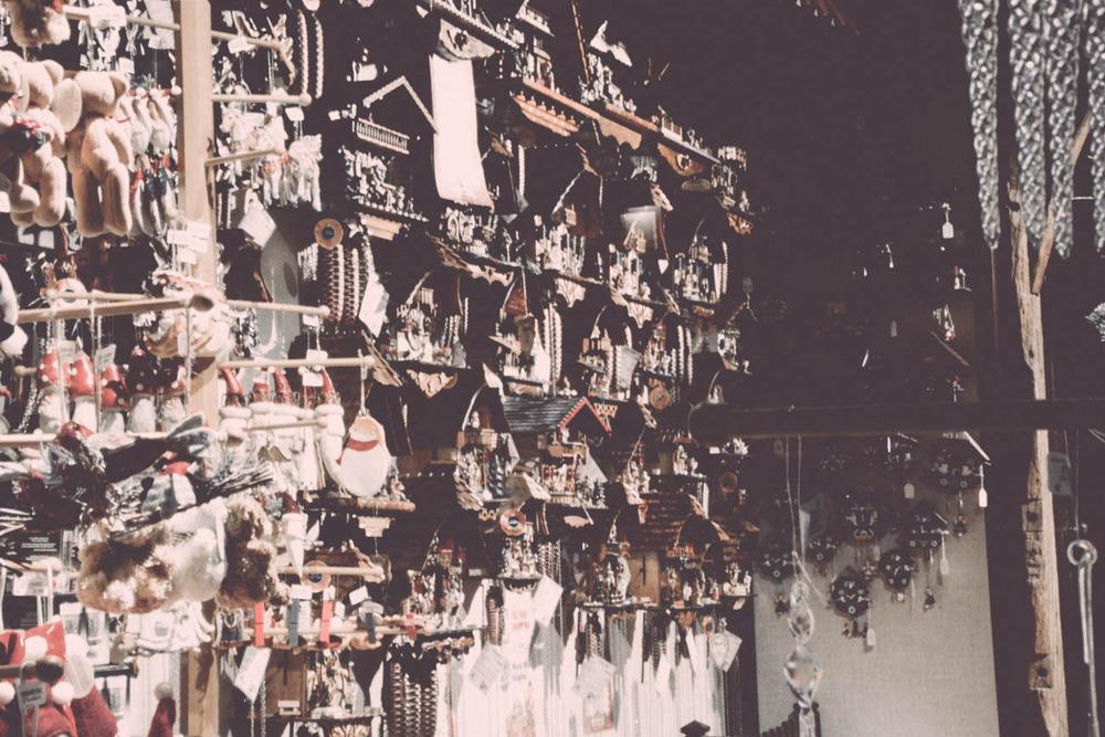 Shop in Bruges, Belgium