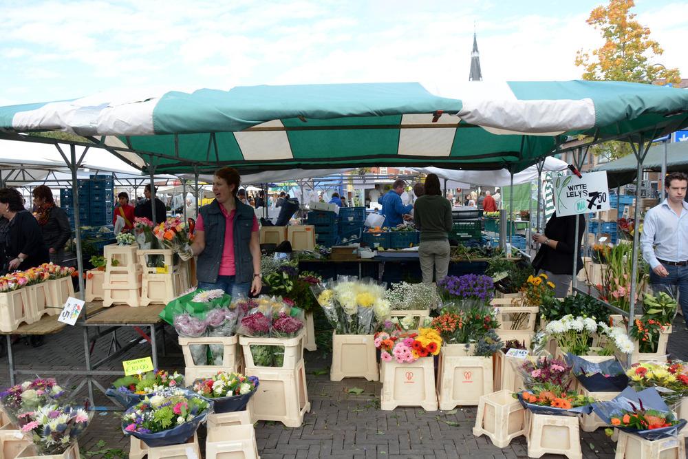 Market in Eindhoven