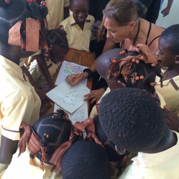 Empowering kids to dream