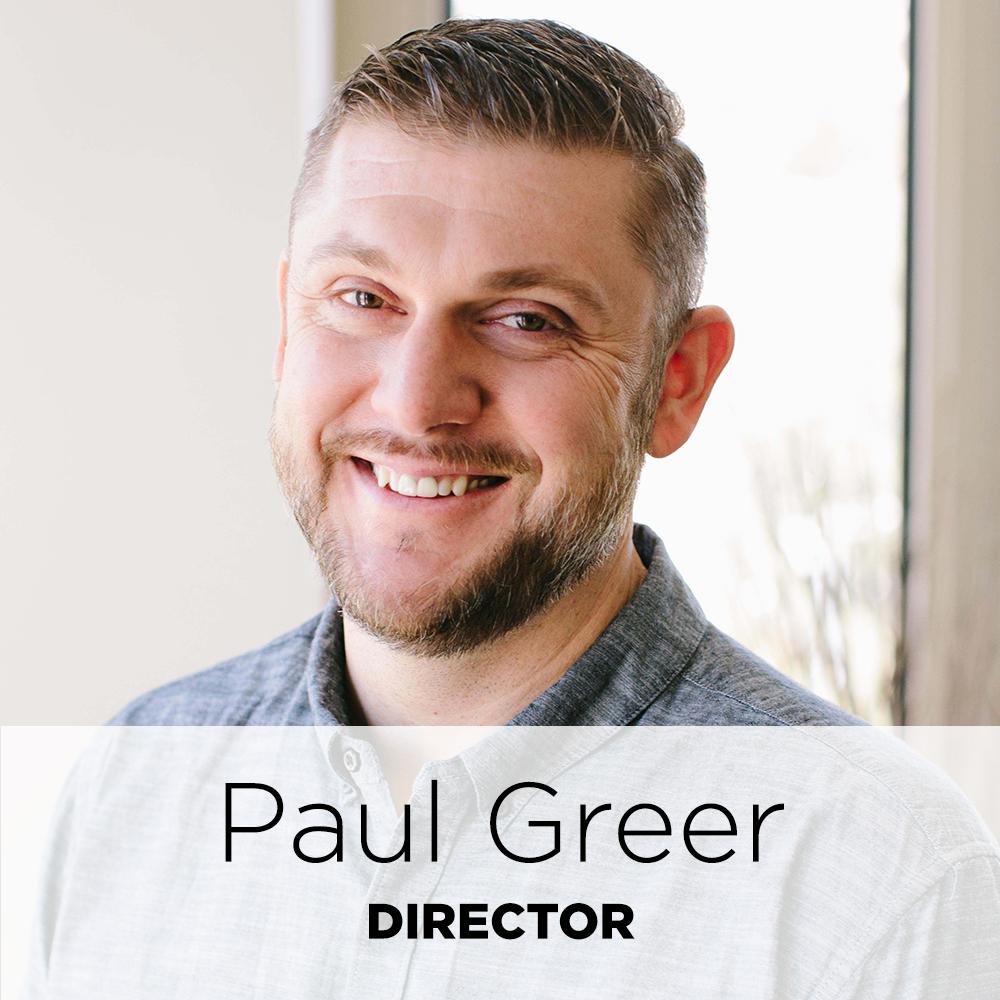 Paul Greer, director