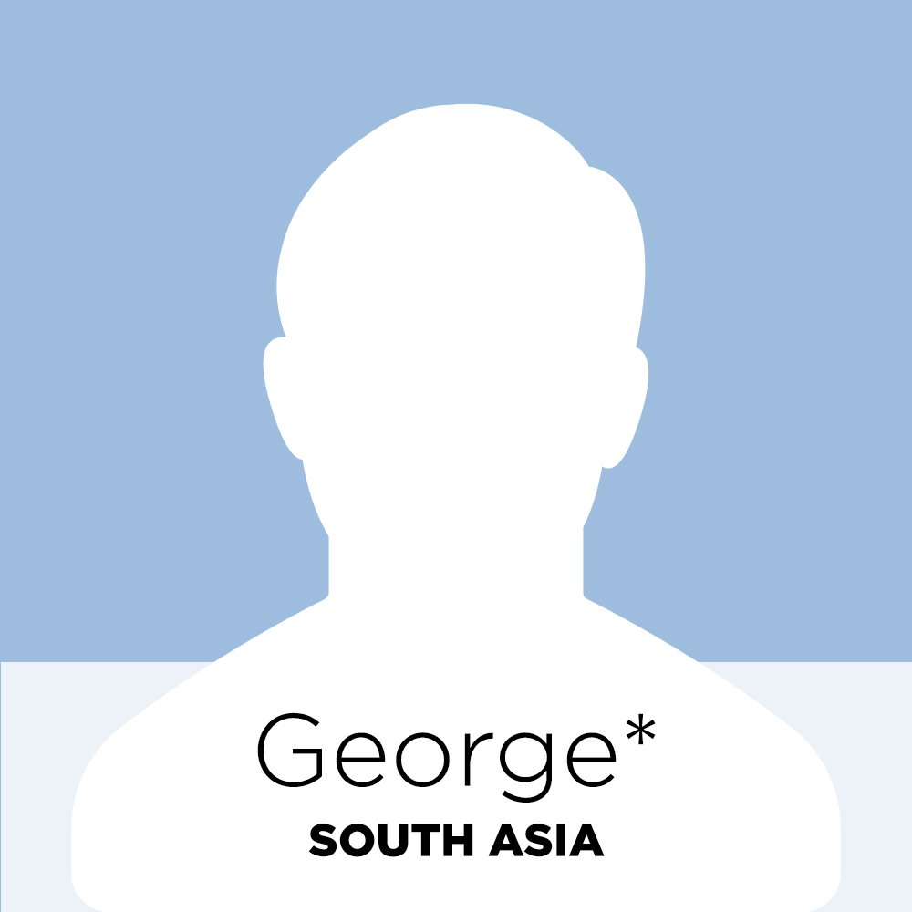 George, South Asia