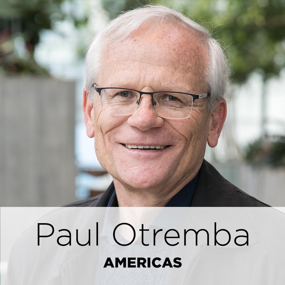 Paul Otremba, Americas