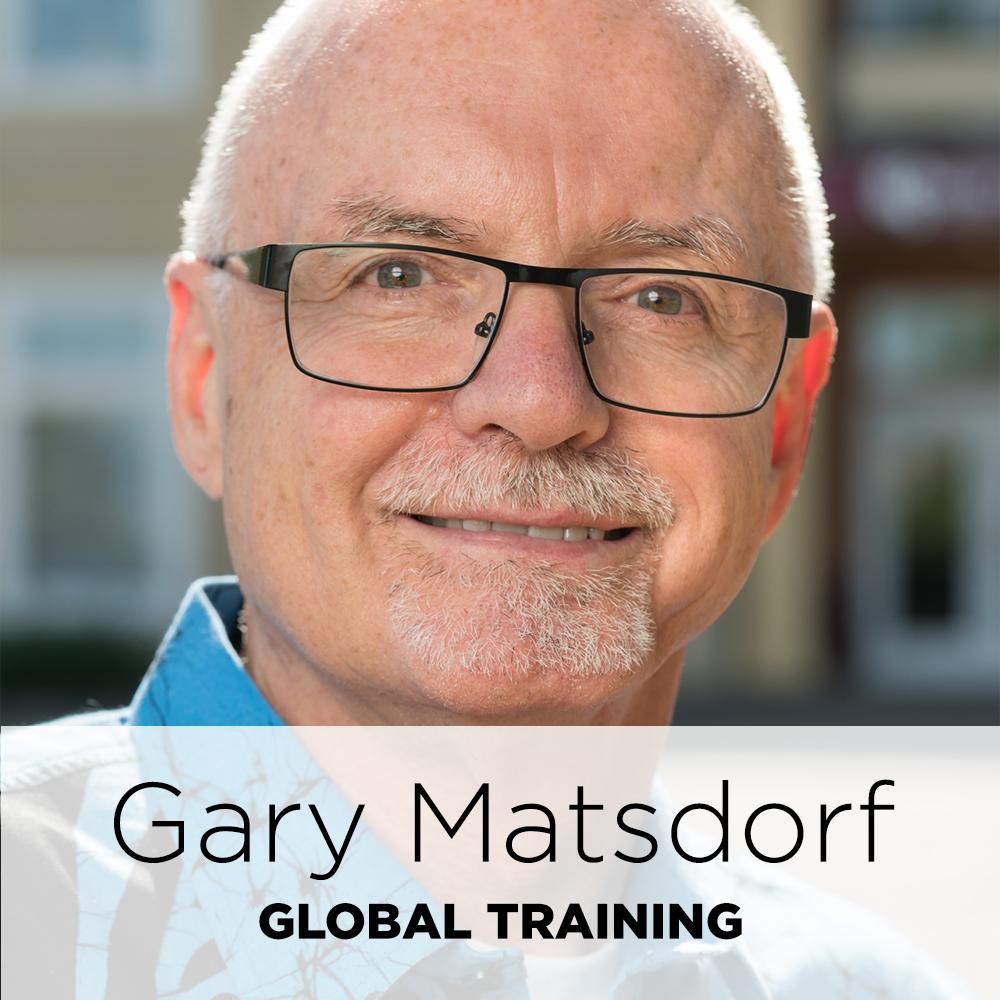 Gary Matsdorf, global training