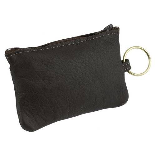 Leather Change Pouch