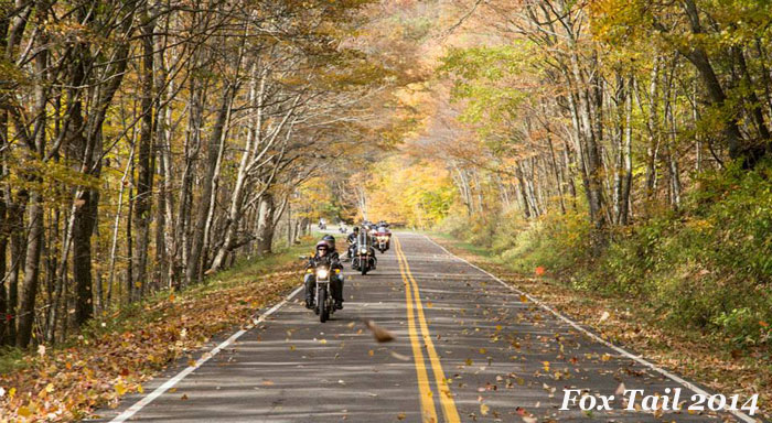 Fox Tail Ride 2014