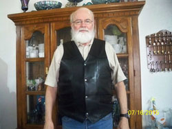 Bill in his Build Your Own Classic Vest