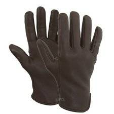 Brown Cascadia Deerskin Gloves