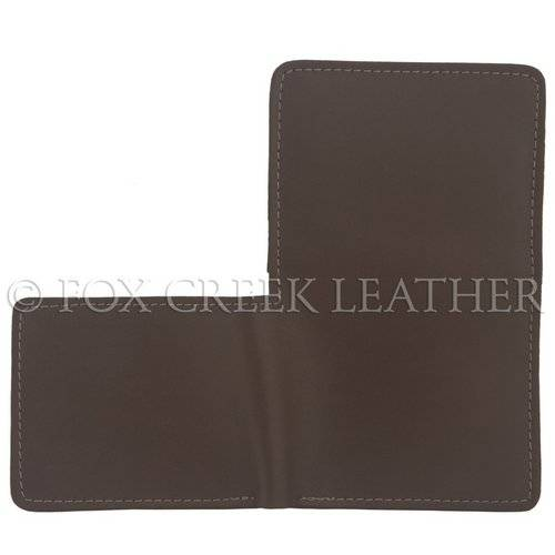 L-Fold Leather Wallet