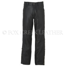 Leather Overpants