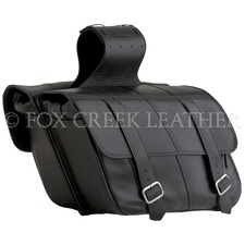 Large Slant Saddlebags