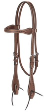 Buckstitch Browband Bridle