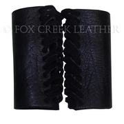 Leather Throttle Grips