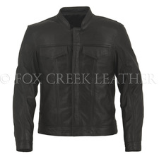Leather Rebel Jacket