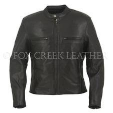 McQueen Motorcycle Jacket