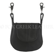 Leather Belt Purse
