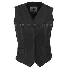 Classic Motorcycle Vest
