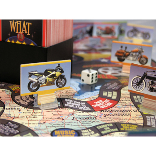 American Throttle™ Board Game