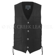 Full Back Buffalo Nickel Vest