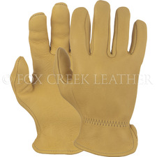 Elkskin Work Gloves