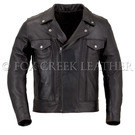Drifter Leather Motorcycle Jacket