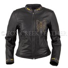 Butterfly Motorcycle Jacket