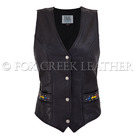 Butterfly Motorcycle Vest