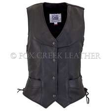 Build Your Own Leather Vest