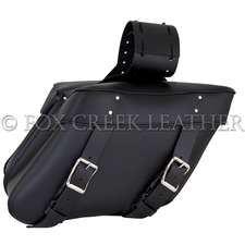 Softail Deluxe Motorcycle Saddlebag