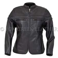 Motor Dame Motorcycle Jacket