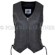 Zippered Touring Vest