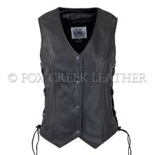 Vixen Vest With Zippered Pockets