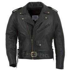 Classic Motorcycle Jacket I