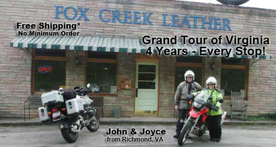 Grand Tour of Virginia - 4 Years Running