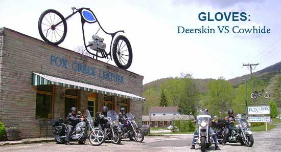 Deerskin  Gloves vs. Cowhide Gloves