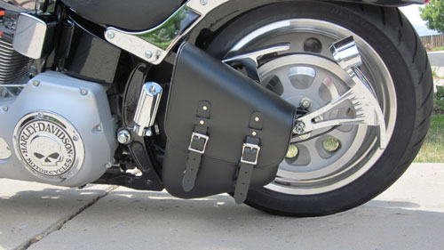 Swingarm Bag Chopper Bag
