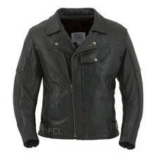 Braided Commander Motorcycle Jacket