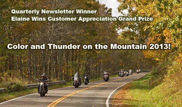 Customer Appreciation Ride is ON!