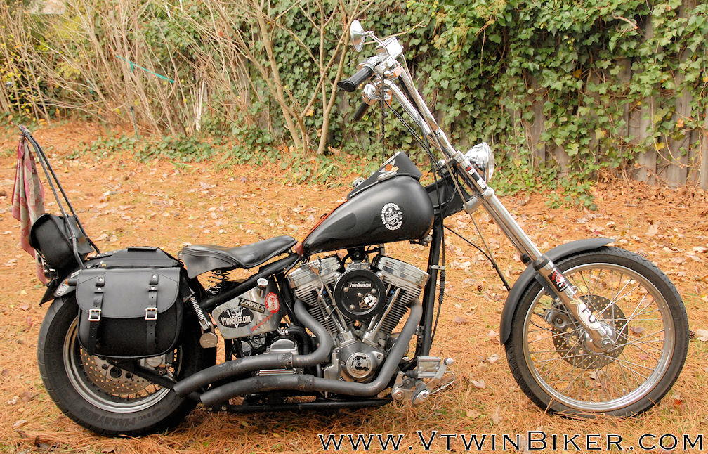 Leather motorcycle saddlebags for every biker!