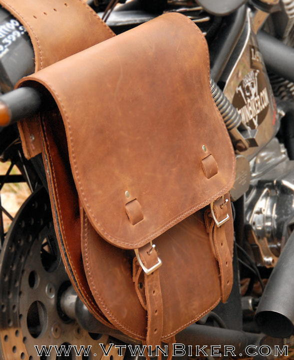 Collapsable Pony Express Saddlebags