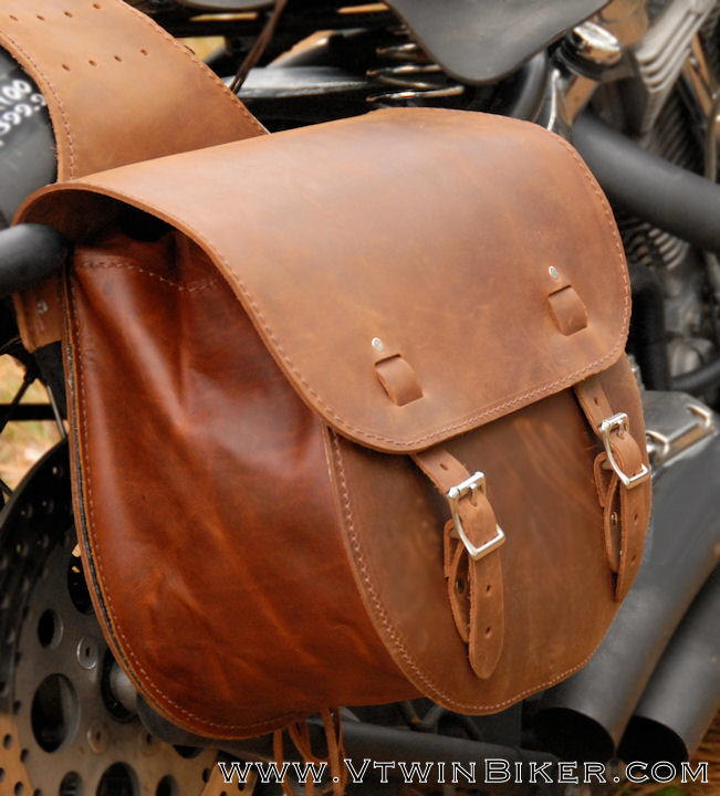 Full Pony Express Saddlebags
