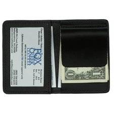 Money Clip Wallet with Window